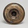 Ljusstake, brons, 1600-tal.