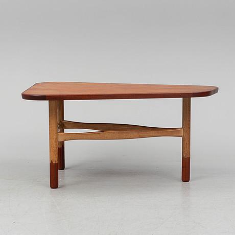Soffbord, westerbergs möbler, tranås, 1950-tal.