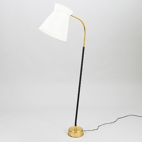 Lisa johansson-pape, golvlampa, orno, 1950-tal.