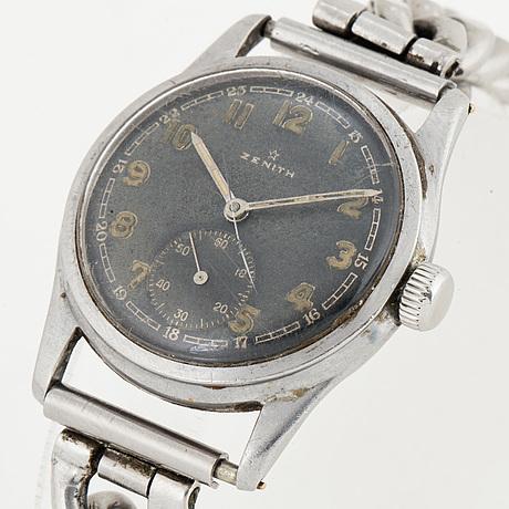 Zenith, wristwatch, 32 mm.