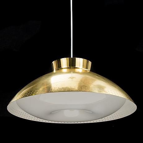 Lisa johansson-pape, a mid 20th century '61-368,' pendant lamp for stockmann orno.