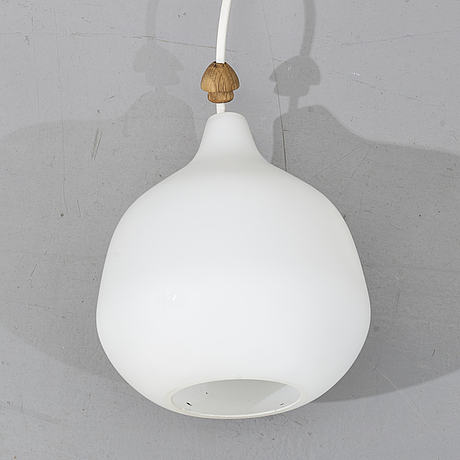 A wall lamp by uno and Östen kristiansson, luxus, 1950-/1960's.