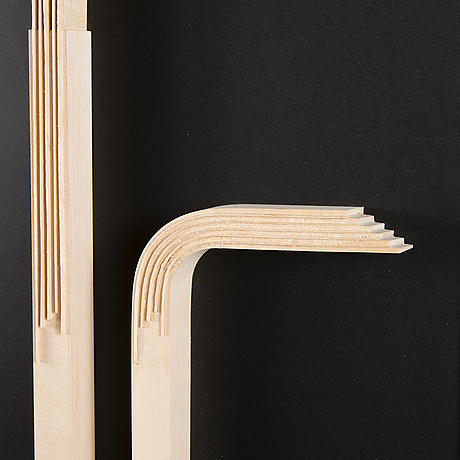 An early-21st-century wall relief for artek.