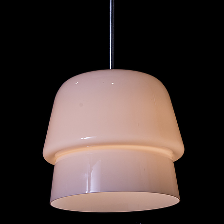 Paavo tynell, a 1930's '559' pendant light for taito finland.