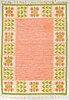 Matta, rölakan, ca 231 x 165-166,5 cm, signerad bw.