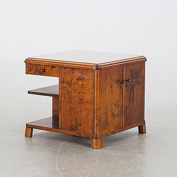 TABLE, art déco, first half of the 20th century.
