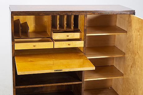 Cabinet, 1930's.
