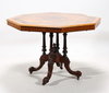 Salongsbord, nyrenässans, 1800-talets slut.