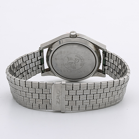 Omega, seamaster cosmic 2000, wristwatch, 38 mm.
