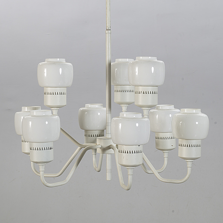 Hans-agne jakobsson, lamp pendant, markaryd, second half of the 20th century.