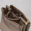 "Dolce & gabbana, a '""miss sicily' leather handbag."