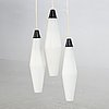 A lamp pandant, 1960-/1970.