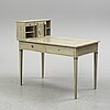 A gustavian style desk. first half of the 20th century.