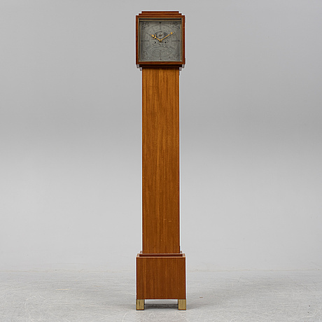 A swedish 20th century longcase clock.