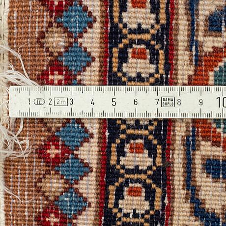 A carpet, dorush/kashmar, ca 386 x 300 cm.