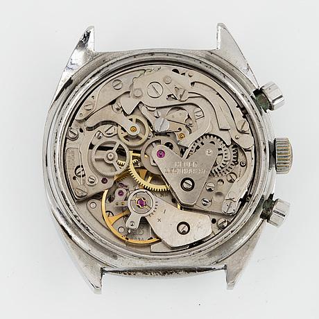 Heuer, carrera, chronograph.