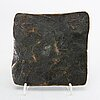 A swedish copper plate money, 1 daler silvermynt, adolf fredrik 1758 avesta.