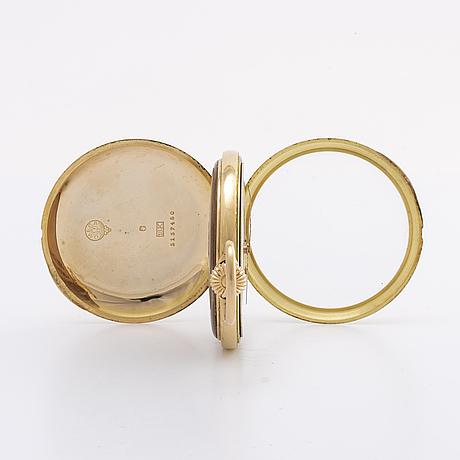 Omega, pocket watch, 51 mm.