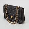 Chanel, flap bag, 1994-1996.