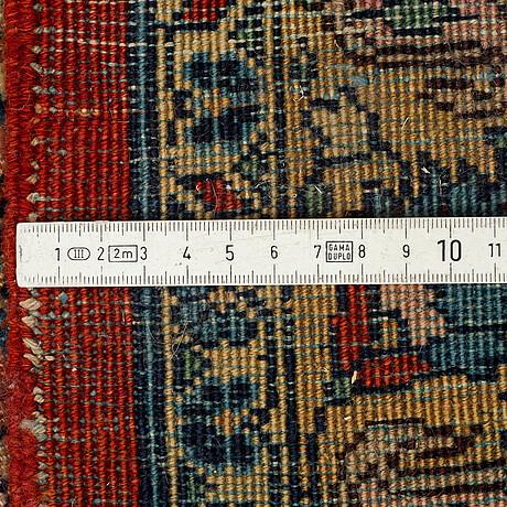 Matta. semiantik ghom. ca 440 x 307 cm.