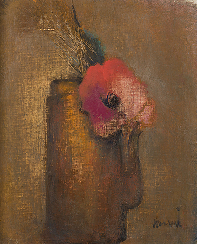 Elvi maarni, red flower.