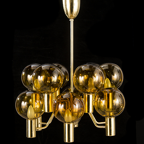 "A ceiling lamp ""patricia"" by hans-agne jakobsson."
