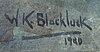 William kay blacklock,