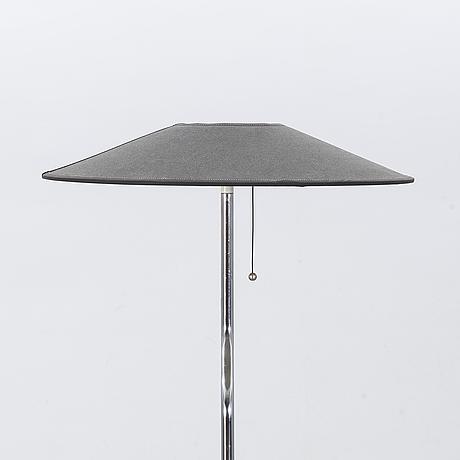 "Floor lamp, ""triggy "" design lars bessfelt / christian von sydov for ateljé lyktan ab, 1980's."