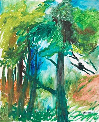 Peter dahl, landscape.