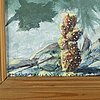 Karl axel pehrson, oil on canvas, signed.