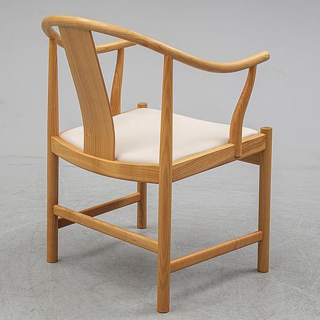 Hans j wegner, a model pp56 chinese chair from pp møbler, denmark.