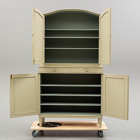 A carl malmsten 'herrgården'  cabinet from bodafors.