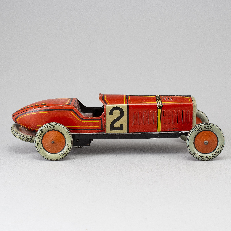 Car In German >> Tipp Co A German Tin Toy Car 1920 S Bukowskis