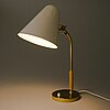 Paavo tynell, a mid-20th-century '5233' table lamp for taito finland.