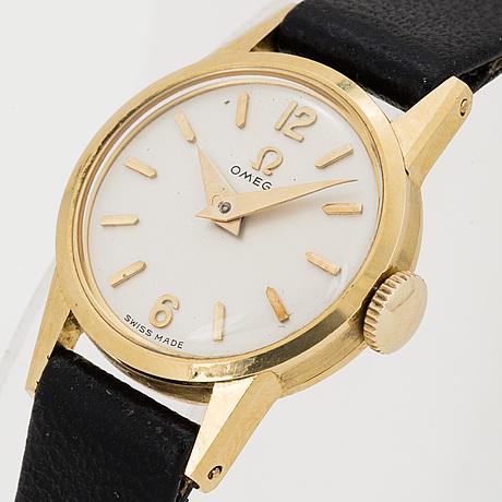 Omega, armbandsur, 20 mm.