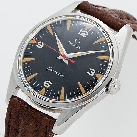 Omega, seamaster, transformed ranchero, wristwatch, 36 mm.
