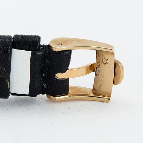 Omega, seamaster, wristwatch, 22 mm.