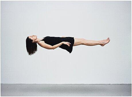 "Ebba matz, ""levitation"", 2000."