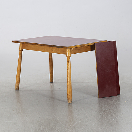 Table, 1940's.