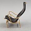 A 'pernilla' easy chair by bruno mathsson, karl mathsson, värnamo, 1964.