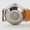 Omega, seamaster de ville, wristwatch, 28 mm.