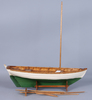 Modellbåt, 1900-tal.