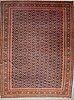Matta, semiantik täbris, sannolikt, ca 503 x 386 cm.