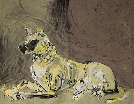 "Marjatta tapiola, ""my dog""."