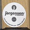 Johannes foersom & peter hiort-lorenzen,  a ej 2-b65-w barstool for erik jörgensen denmark.