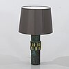 A table lamp, italy, second half of the 20th century.