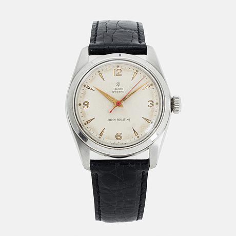 Tudor, oyster, armbandsur, 34 mm.