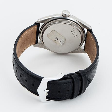 Tudor, oyster, wristwatch, 34 mm.