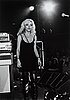 """Christian cavallin, photograph of """"debbie harry/blondie"""" signed and numbered 2/3."""