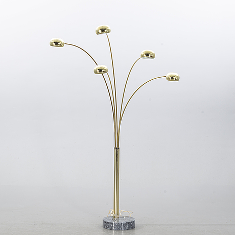"Floor lamp, ""gustaf"", second half of the 20th century."